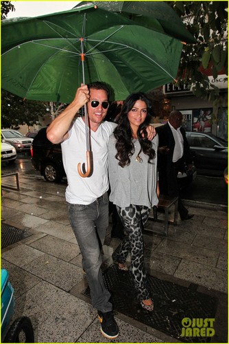 Matthew Mcconaughey & Camila Alves: Brazil Fun!