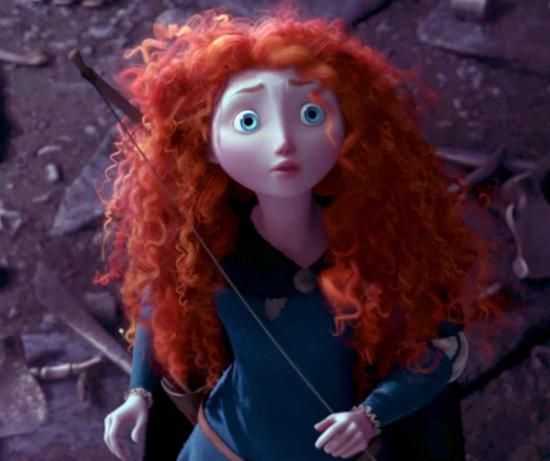 Ribelle - The Ribelle - The Brave wallpaper called Merida