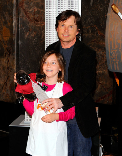 Michael J. Fox, Esme শিয়াল