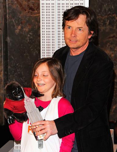 Michael J. Fox, Esme cáo, fox