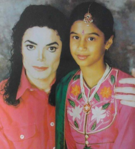 Michael Jackson In India ♥ (lovely,rare pictures)