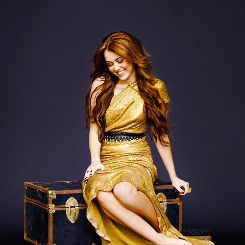Miley Cyrus _ Gold