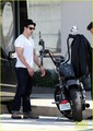 Milo Ventimiglia: Biker Boy - actors photo