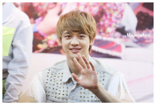 MinHo @ Evan Record Coex Mall Fan sign Event(: - choi-minho Photo