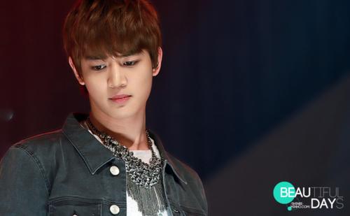 MinHo at KBS Concert(:
