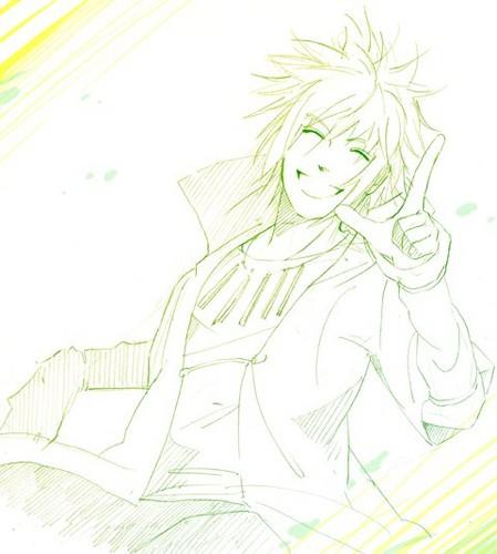 Minato Namikaze :-)