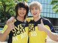 Minho & Nichkhun