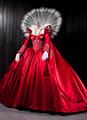 Mirror Mirror Gowns made with Swarovski crystals