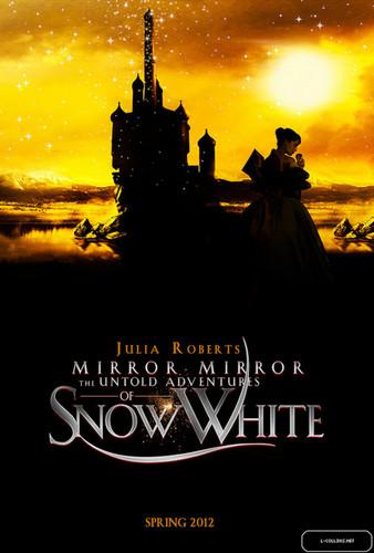 Mirror Mirror Movie Posters
