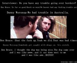 mais Ben and Danny