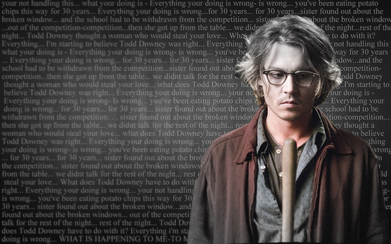 what is the movie secret window about