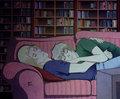 Movie Night - hetalia-couples photo