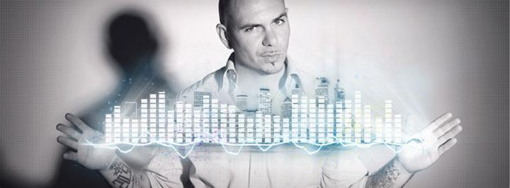 Pitbull rapper mr worldwide