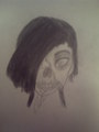 My Drawing of Me as a Zombie - uilaberrie13 photo