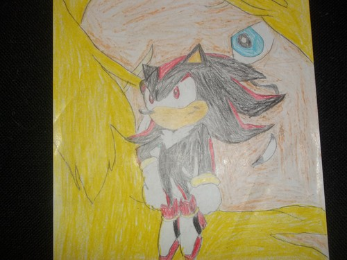 My first Shadow drawing!