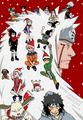 Naruto Weihnachten