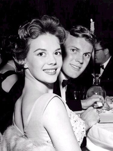 Nat and Tab Hunter