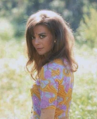 Natalie Wood wallpaper probably containing a portrait called Nat's photoshoot <3