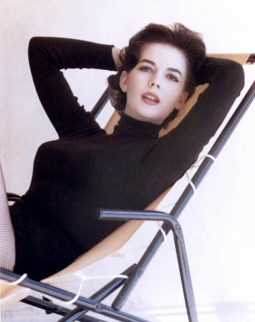 Natalie in 1950s