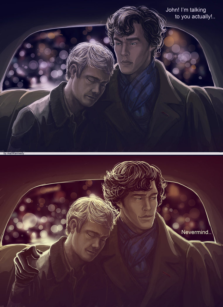 Sherlock and John images Nevermind HD wallpaper and background photos ...