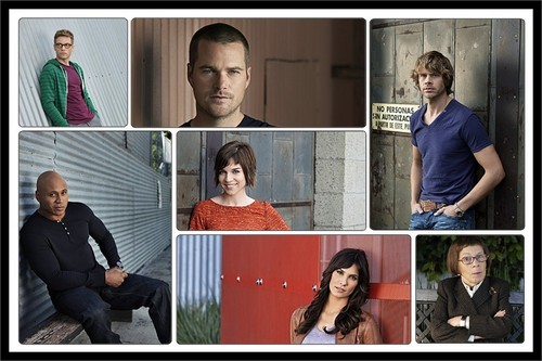 NCIS: Los Angeles wallpaper probably with a business suit, a sign, and a penal institution entitled New Promo Pics for Season 3