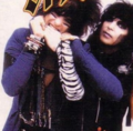 Nikki & Mick ಞ - nikki-sixx photo
