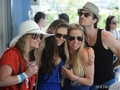 Nina and Ian at Burton Coachella Party