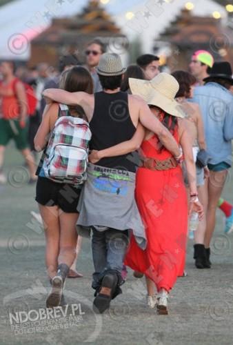 Nina at Coachella
