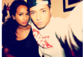 O-bee & his girlfriend - omer-bhatti photo