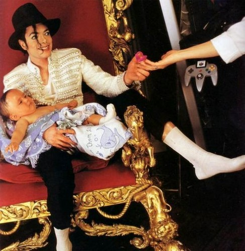 Once upon a time... there was a beautiful king who lived at Neverland...