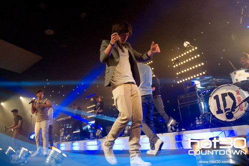 One Direction's 'Rooftop Performance' in Sydney, Australia - one-direction