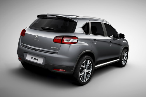 PEUGEOT images PEUGEOT 4008 HD wallpaper and background photos ...