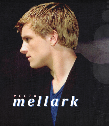 Peeta Mellark वॉलपेपर probably with a jersey called Peeta Mellark