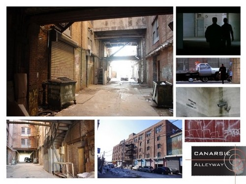 Person of Interest || Locations