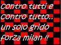 Più uniti che mai !! Forza Milan ♥
