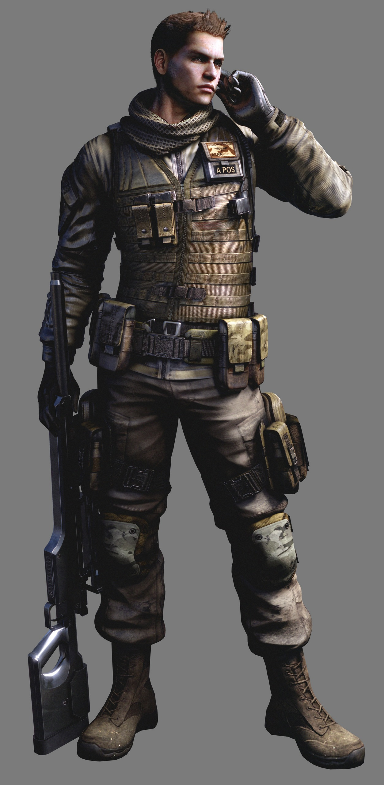 Piers Nivens -RE6