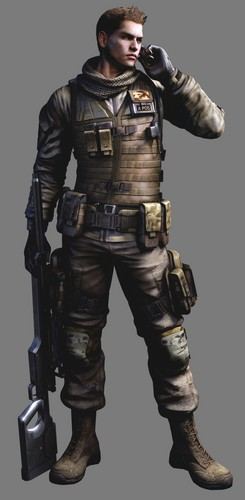 Piers Nivens -RE6 - resident-evil Photo