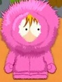 Pink, Fuzzy Kenny! - south-park photo