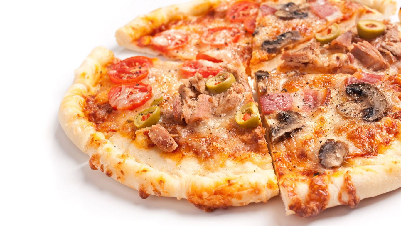 Pizza - Pizza P...