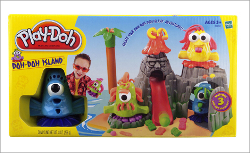 Play-Doh Doh Island