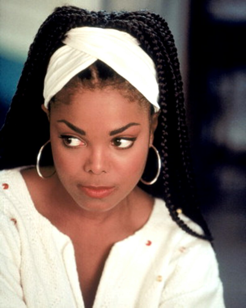 Poetic Justice 1993  Janet Jackson Photo (30469136)  Fanpop - Cute Weave Hairstyles