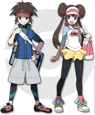Pokemon Black 2 White 2
