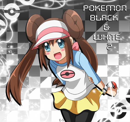 Pokemon Black & White 2: Girl Pokemon Trainer