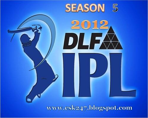 Poster of IPL Season 5