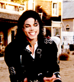 Pour some sugar on me✦ ✧C'mon fire me up - michael-jackson photo