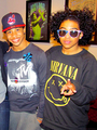 Princeton with Roc Royal!!!!! :)