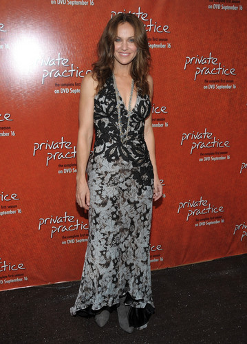 Private Practice The Complete 1 Season DVD party