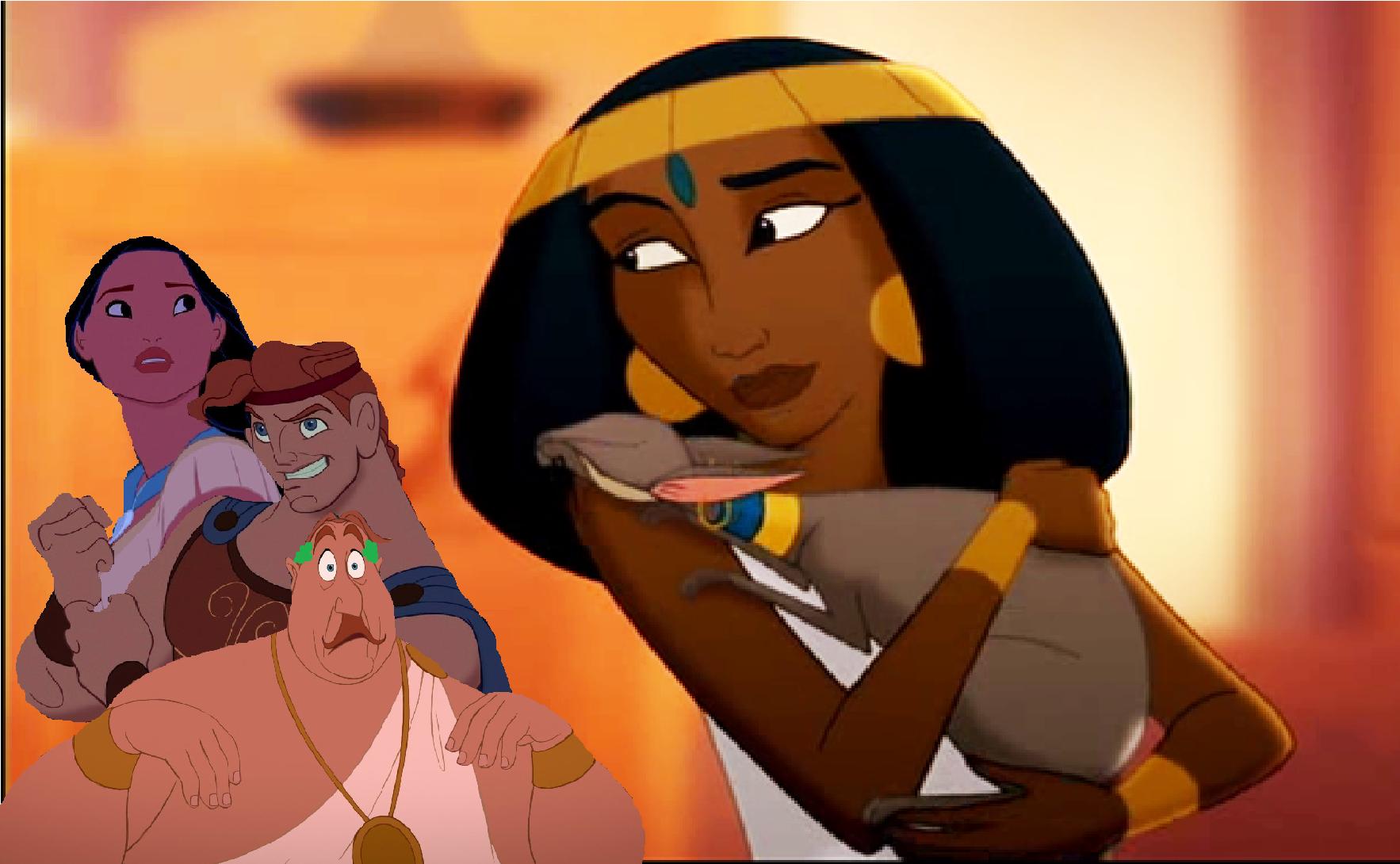 Ra Ra Cleopatra!