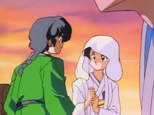 Ranma 1/2 - The Romance of two fated souls _ Ranma Saotome and Akane Tendo