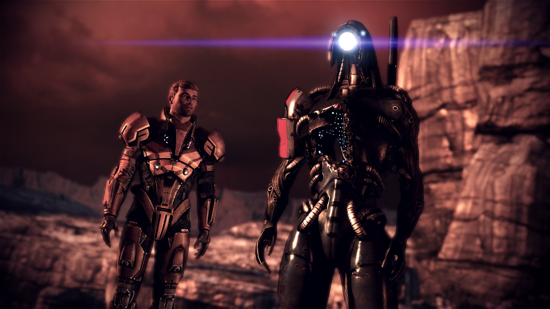 Rannoch Mass Effect 3 Foto 30498323 Fanpop
